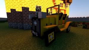 [Minecraft] Bessie Car Rig