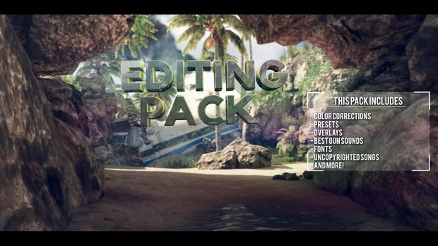 Distract's Editing Pack!