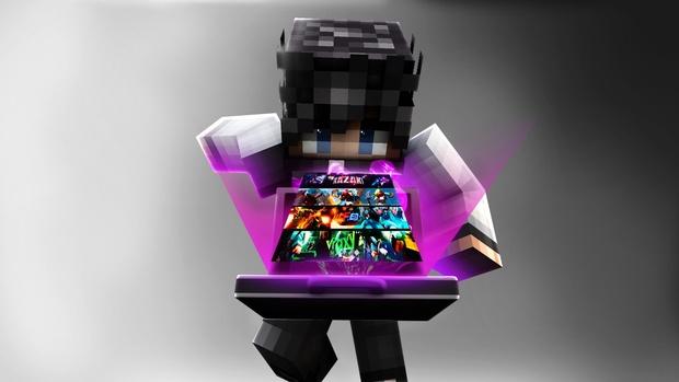 Minecraft Banner + Avatar