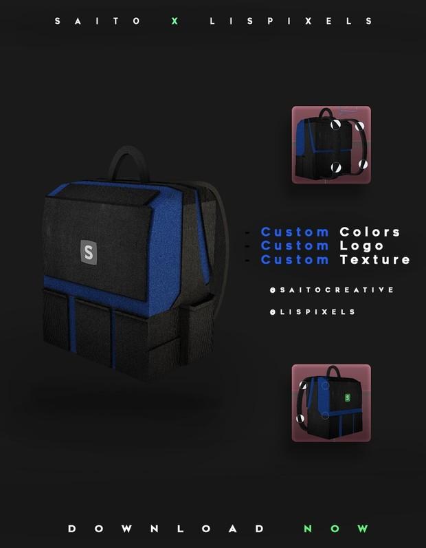 [NEW] Backpack rig [ft.@LIsPixels]