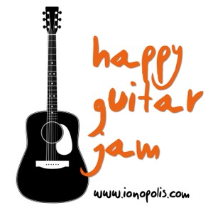 Happy Guitar Jam