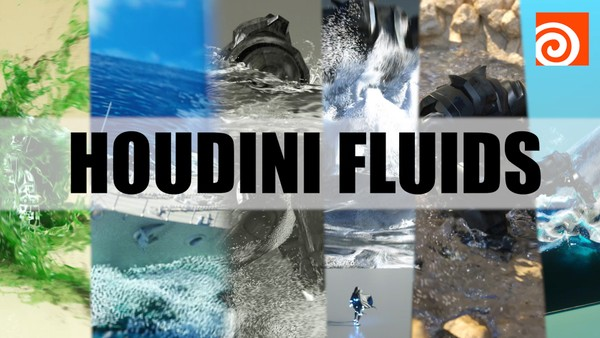Introduction to Houdini Fluid Simulations Part 1