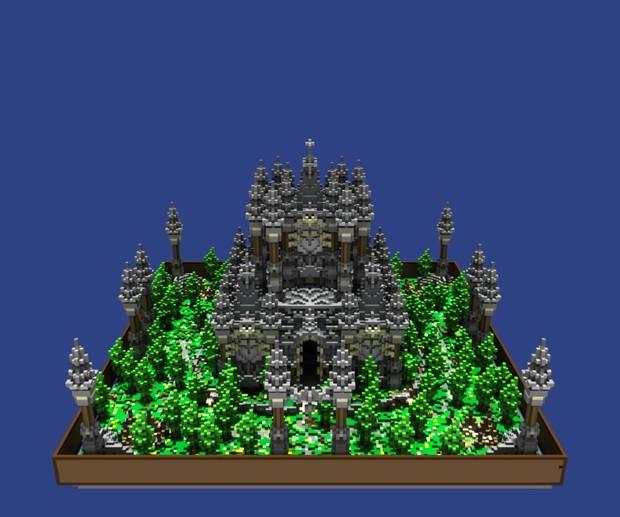Baroque Faction Spawn