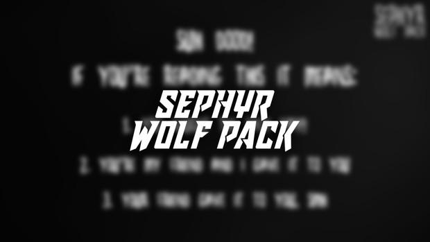 Sephyr Wolf Pack