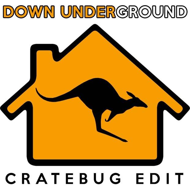 DOWN UNDER / CRATEBUG EDIT / MAW / WAV