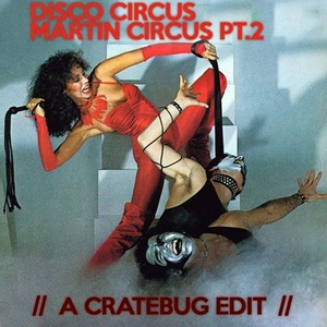 DISCO CIRCUS PT.2 - MARTIN CIRCUS (CRATEBUG EDIT) // WAV