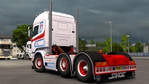 RJL Parlok fenders for version 2.0 and 2.1