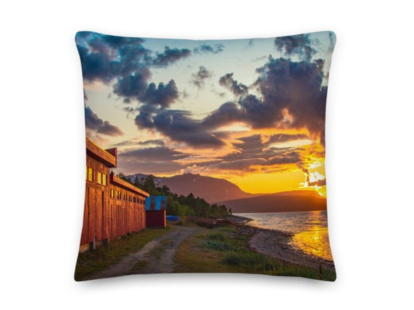NORWAY PILLOW