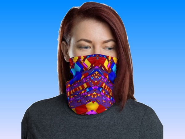Face masks for sale, neck gaiter