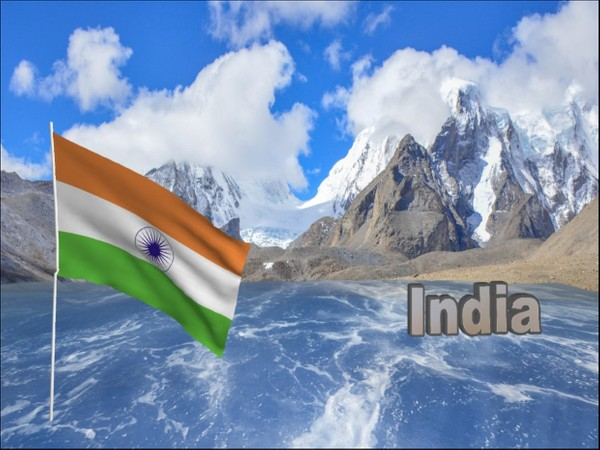 Flag of india video without watermark
