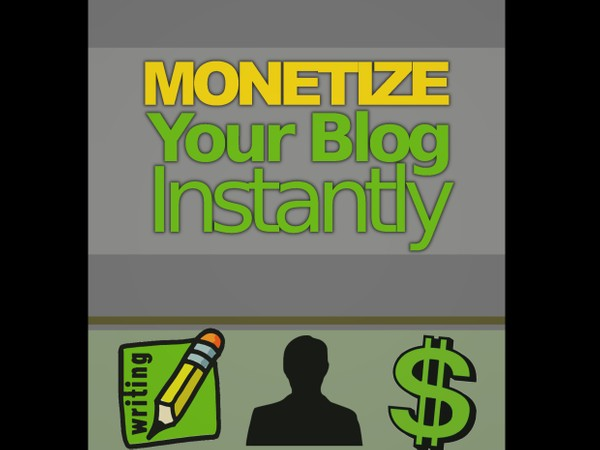 Make money with your blog Ebook