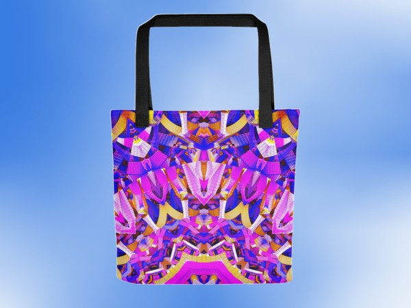 Tote bag .Special designed