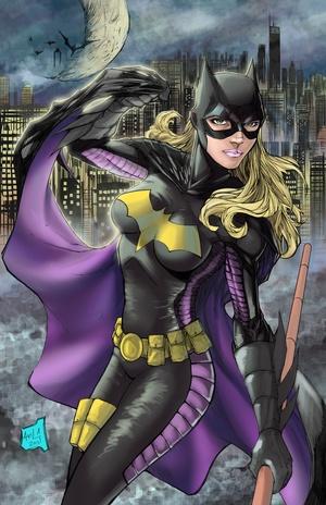 Batgirl (Stephanie Brown version) Dye-Sub Digital Pattern