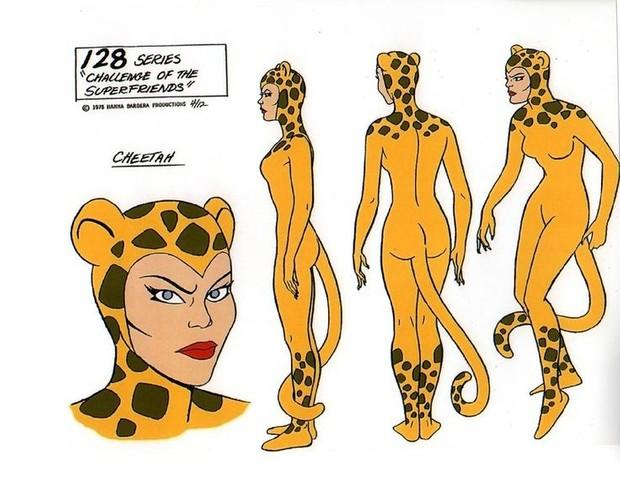Cheetah Dye-sub Pattern