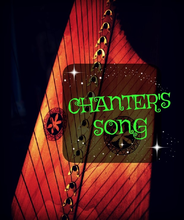 56-CHANTER SONG FOR LEVER HARP - DUET  -PACK