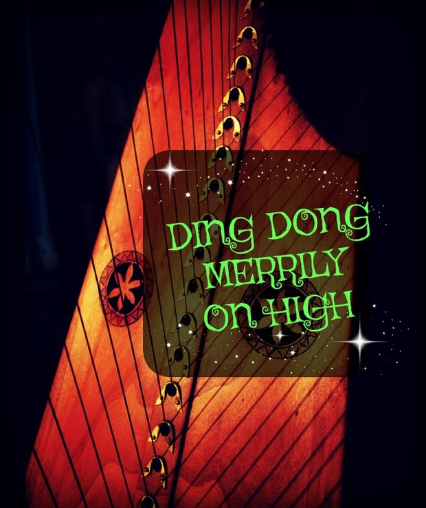 103-DING DANG DONG MERRILY ON HIGH -34S -  PACK