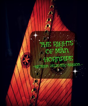 140-THE RIGHTS OF MAN -HORNPIPE - KATRIEN DELAVIER VERSION -