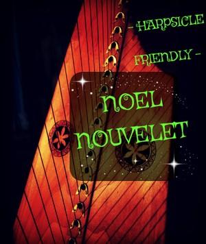 297-NOËL NOUVELET PACK - HARPSICLE FRIENDLY -