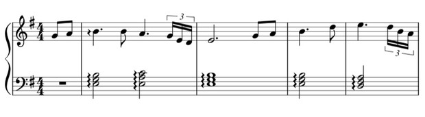 13-CANARIES PACK FOR LEVER HARP