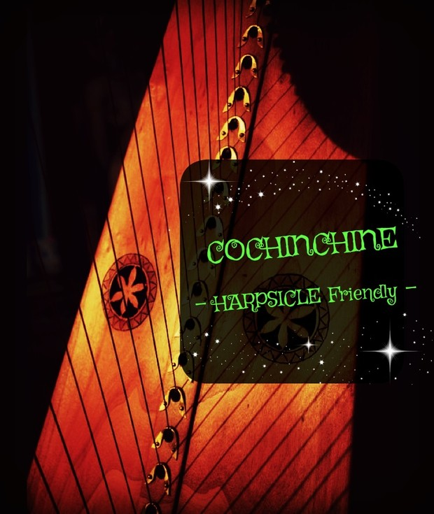 165-COCHINCHINE PACK - HARPSICLE FRIENDLY -