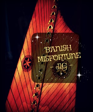 117-BANISH MISFORTUNE JIG PACK