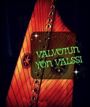 111-VALVOTUN YÖN VALSSI FOR LEVER HARP - 34S LV1-