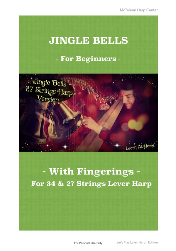 Jingle Bells Vive Le Vent 2018 Harpsicle 34 St Lets Play