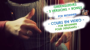 30-GREENSLEEVES 3 VERSION VIDEO TUTO PACK