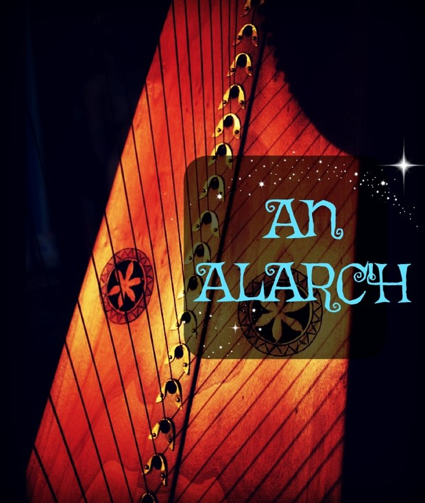 80-AN ALARC'H FOR LEVER HARP PACK