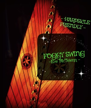 105-FOGGY SWING FOR LEVER HARP PACK HARPSICLE FRIENDLY