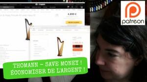 ROTH AND JUNIUS  -2 VIDEOS - SAVE YOUR MONEY/ÉCONOMISER DE L'ARGENT