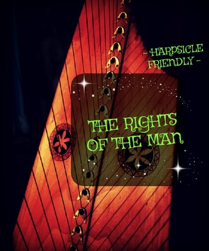 66-THE RIGHTS OF THE MAN PACK  -HARPSICLE FRIENDLY -