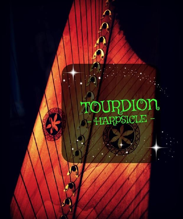 166-TOURDION - HARPSICLE FRIENDLY -