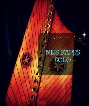 266-MISS FARR'S REEL SOLO HARP