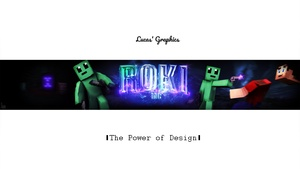 Minecraft BANNER (Enjin and Youtube)