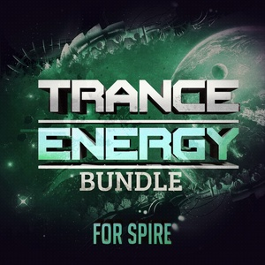 Trance Energy Bundle For Spire