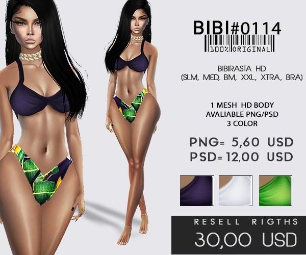 BIBI#0114 | PNG