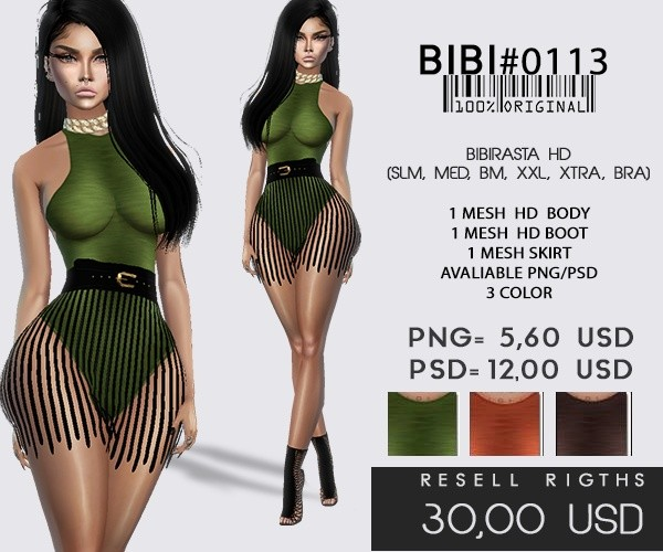 BIBI#0113| PNG