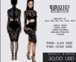 BIBI#0101 | PNG