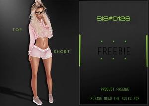 SIS#0126 | FREEBIE