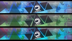 YouTube Banner Template .Psd + 20 Color Corrections