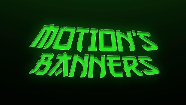 Banners (2D/3D)