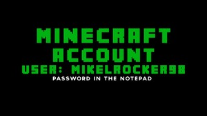 Selling Minecraft Account (Read Thumbnail)