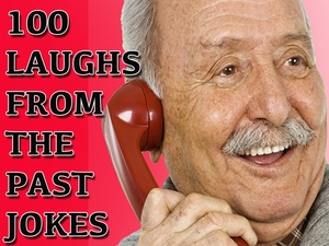 100 LAUGHS FROM THE PAST