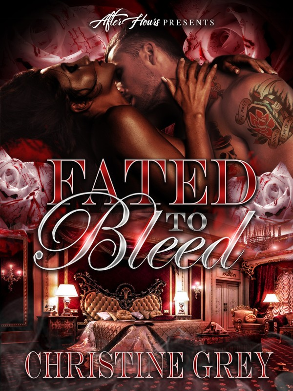 Fated To Bleed (Book 3)_Christine Gray