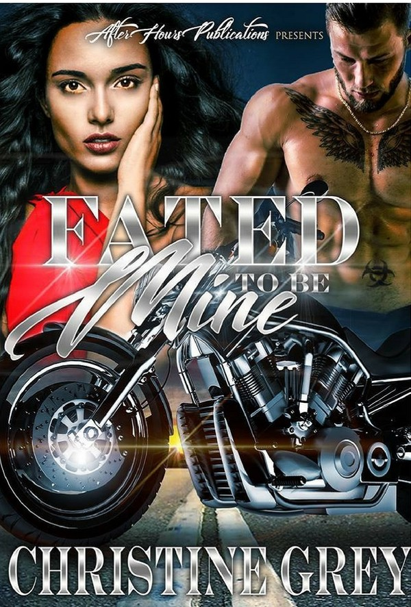 Fated to Be Mine (Fated Series-Book Two)_Christine Gray
