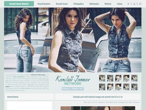 Wordpress Theme - Premade 002