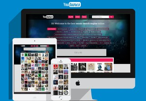 YouTunes - MP3 Music Video Search Engine