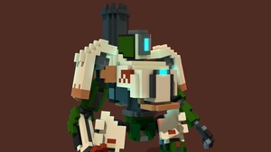 Minecraft Bastion Rig