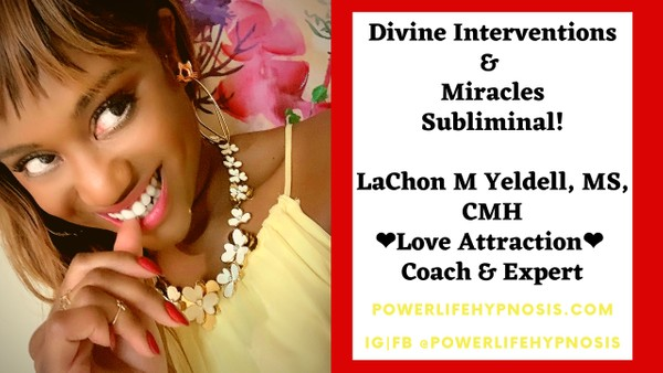Divine Interventions & Miracles Subliminal
